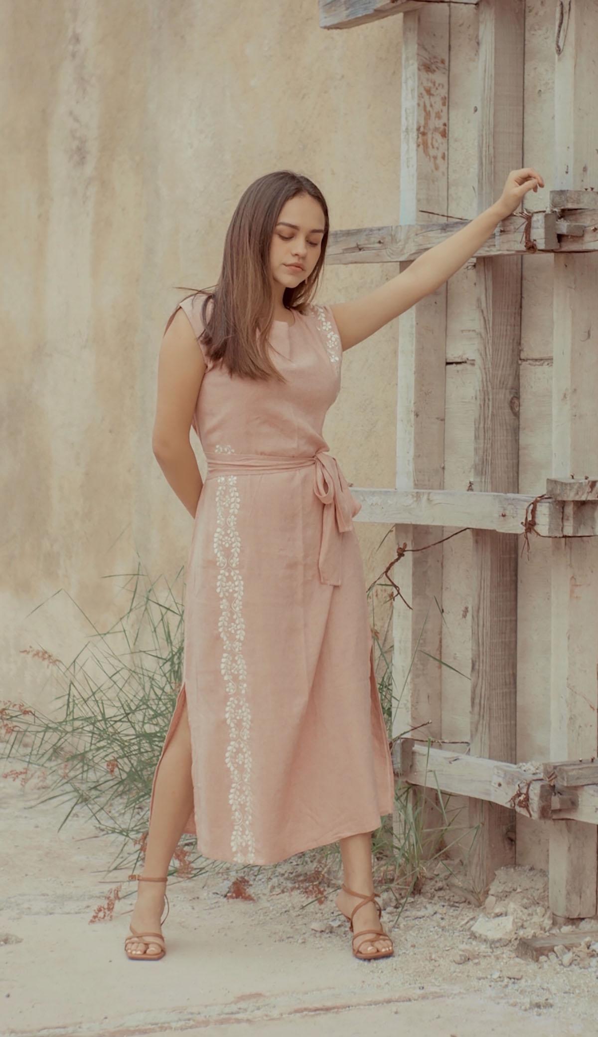 Flavia Palo de rosa